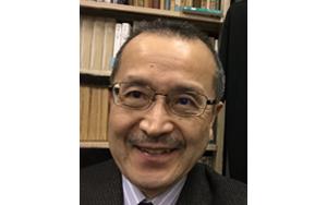 溝部 英章 教授   京都産業大学同窓会